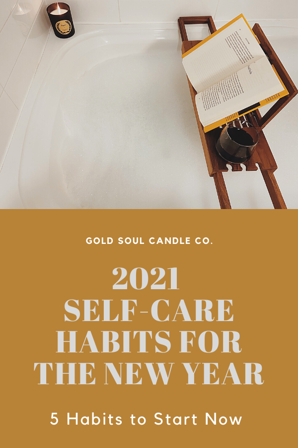 Self-Care Habits for the New Year