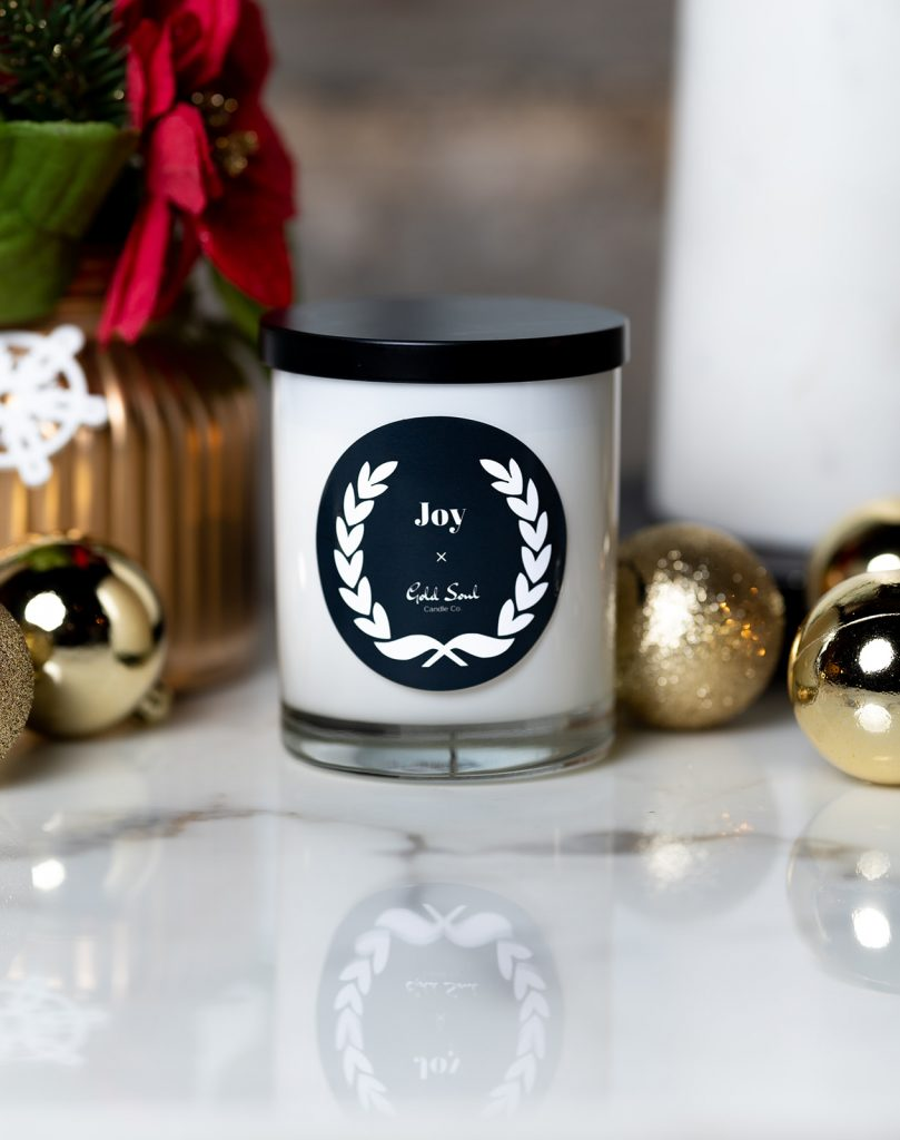 Joy, the best holiday candles 2020